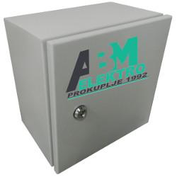 metalni razvodni elektro ormani ABM elektro