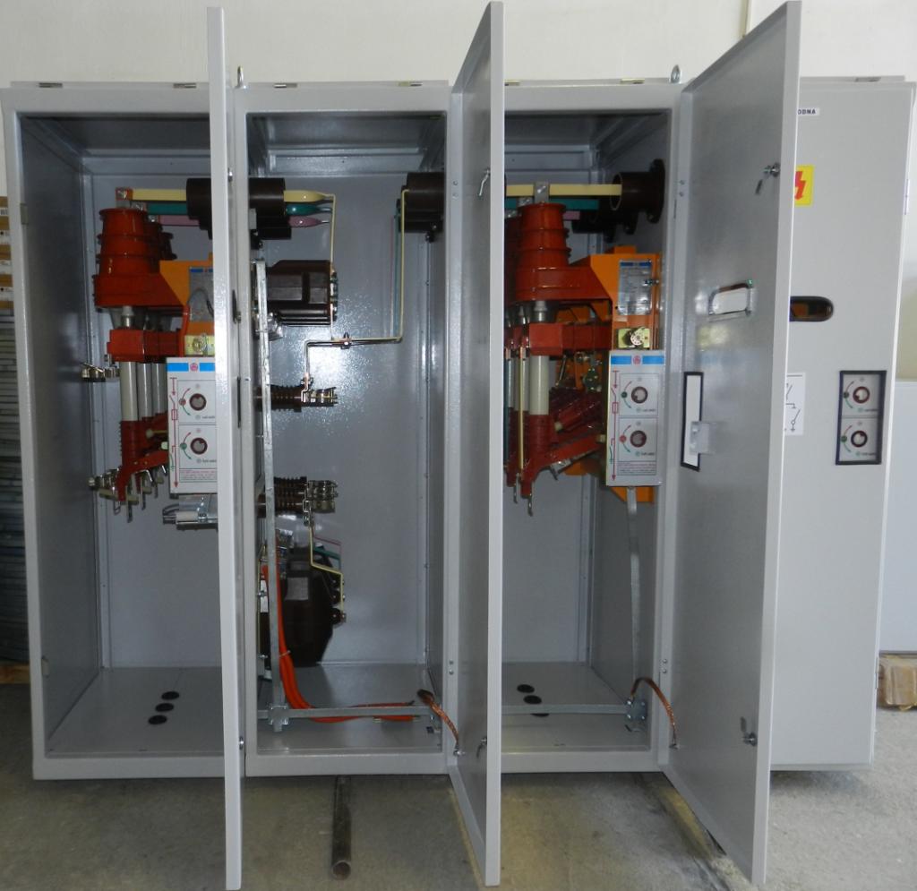 Srednjenaponski 10 kV blok