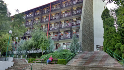 Hotel Radan - Prolom banja - Planinka