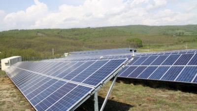Solarno polje - Elektrana Matarova 2 MW